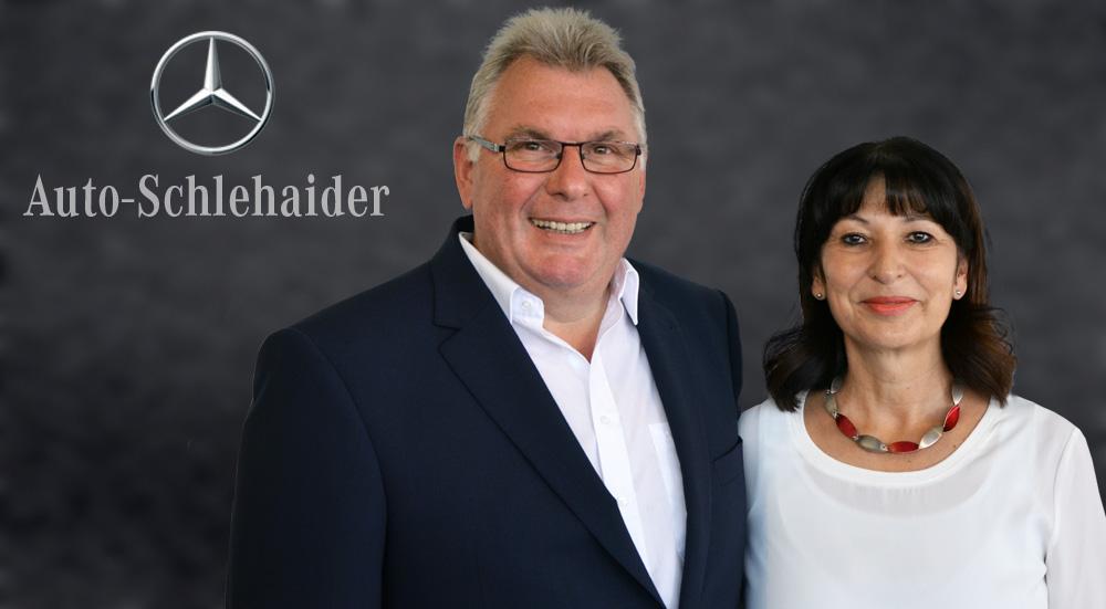 Jürgen und Waltraud Schlehaider